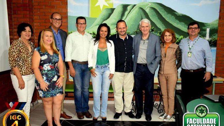 Faculdade Cathedral recebe visita de Gestores do Grupo Projeção de Educação de Brasília-DF