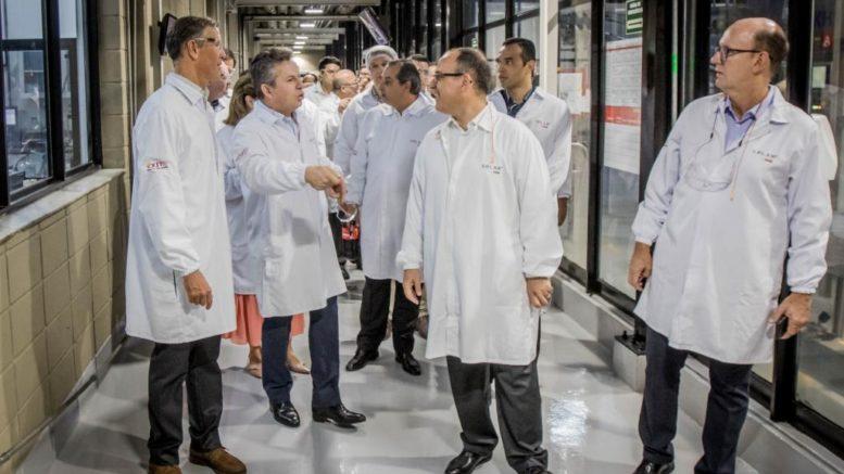 Setor empresarial continua acreditando em Mato Grosso, afirma Mauro Mendes