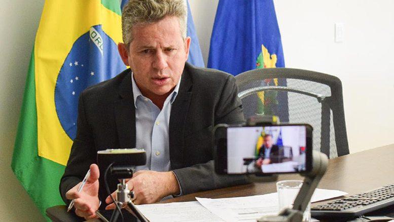 """TOLERÂNCIA ZERO – """"Quem praticar crime ambiental em Mato Grosso vai pagar caro"""", alerta governador."""