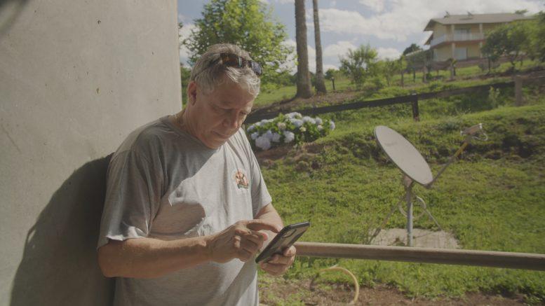 Fazenda do interior do Paraná monitora rebanho com a HughesNet
