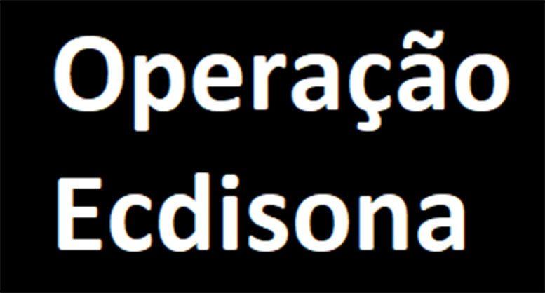OPERAÇÃO ECDISONA: MPF denuncia seis pessoas por formação de quadrilha e crimes contra ordem tributária