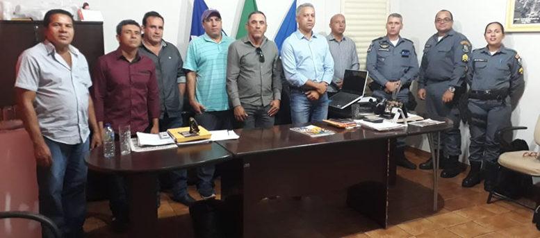 PROERD será implantado em Araguaiana