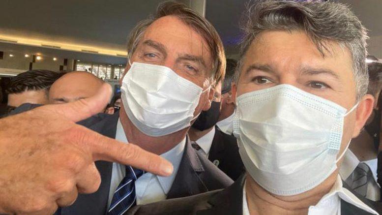 Medeiros critica ataques ao governo e faz convocação para ato pró-Bolsonaro no dia 15