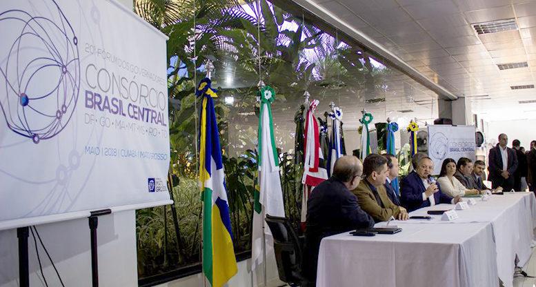 Reunião aborda estratégias conjuntas entre estados para fomentar desenvolvimento