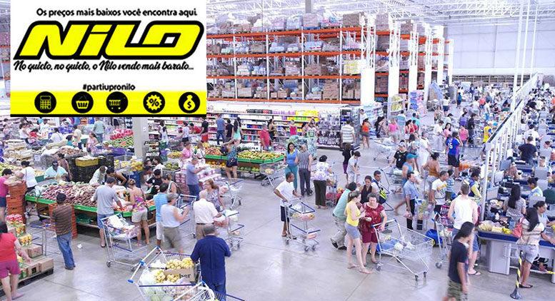 Supermercado Nilo se destaca em revista nacional como referência do varejo