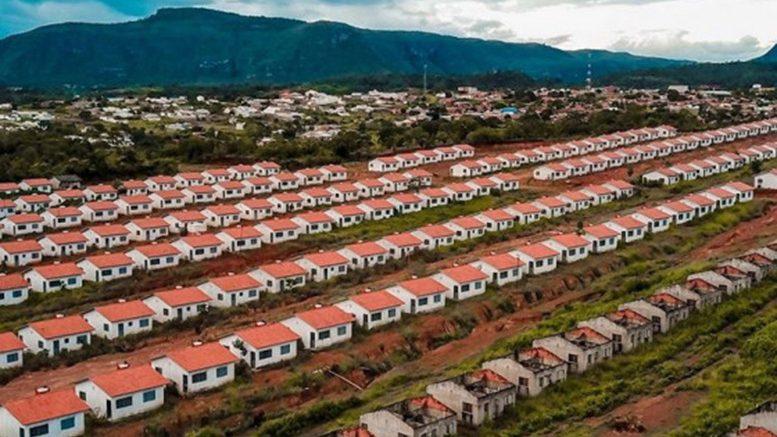 MPF firma TAC para solução de água e esgoto das obras dos Residenciais Carvalho I, II e III