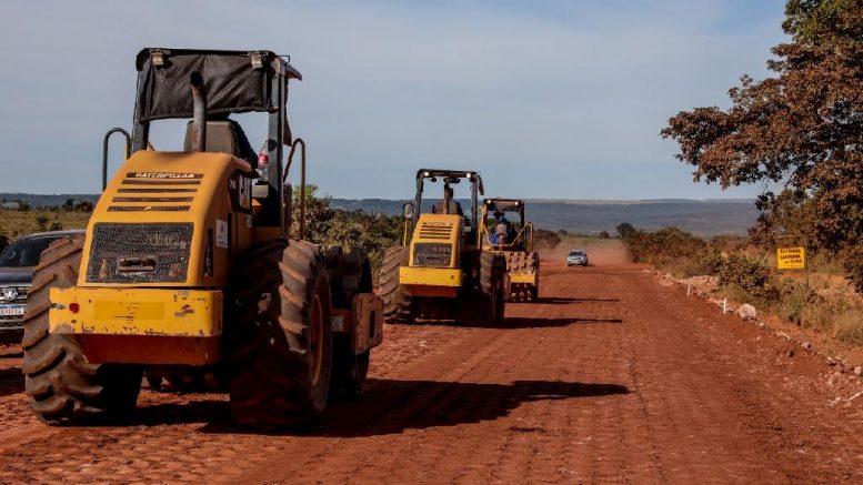 """OBRAS DE INFRAESTRUTURA – Prefeitos comemoram investimentos do Governo no Araguaia: """"Vale dos Realizados"""""""